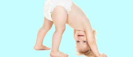 Esercizi stimolazione precoce 6-12 mesi
