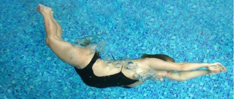 Nuotatrici in gravidanza
