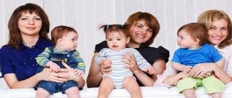 Trattamenti per i madri single