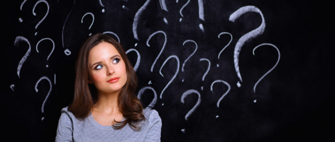 Domande scomode: cosa ripondere