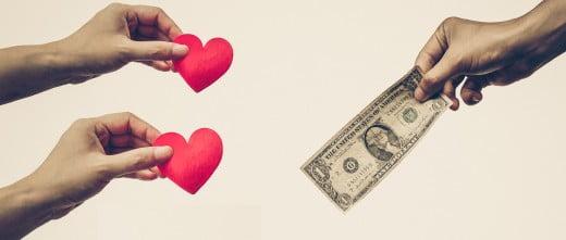 Compensare la donatrice di gameti