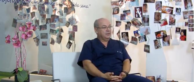 Imagen: Dr. Dolz sulla diagnosi preimpianto
