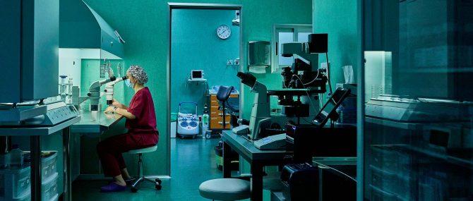 Imagen: Laboratorio e sala operatoria di Love Fertility