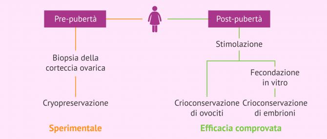 Imagen: Opzioni per preservare la fertilità nei pazienti affetti da cancro