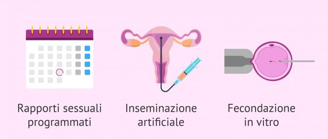 Imagen: Trattamento dell'infertilità femminile
